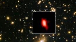 Astronomen finden Spuren der ersten Sterne