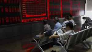 China macht Journalisten für Crash mitverantwortlich