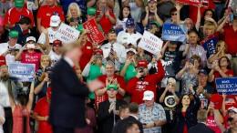 """""""Trump euphorisiert die amerikanischen Konservativen"""""""