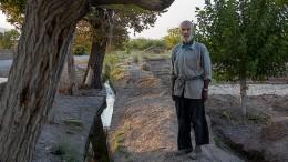 Wie der Klimawandel das Leben in der iranischen Wüste bedroht