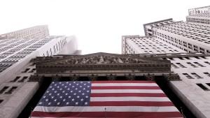 Die Talfahrt der Wall Street beschleunigt sich