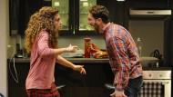Du schreist mich an? Liam (Adam SIlver) geigt seiner Cousine Daphna (Eden Malyn) die Meinung.