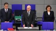 Lammert erinnert an Berliner Terroropfer: Teilen tiefe Trauer