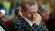 Verschließt die Augen vor den Forderungen der EU: Recep Erdogan