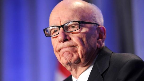 Tonmitschnitte belasten Rupert Murdoch