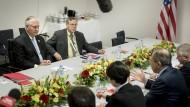 Tillerson fordert russisches Einhalten von Ukraine-Abkommen