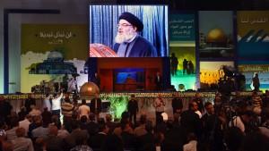 Mit der Hizbullah gegen die Dschihadisten?