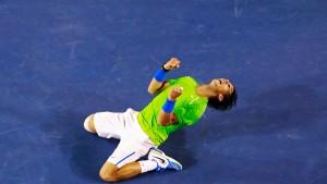 Federers Traum aus 1001 Spiel beendet