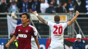 Der HSV deklassiert den Club