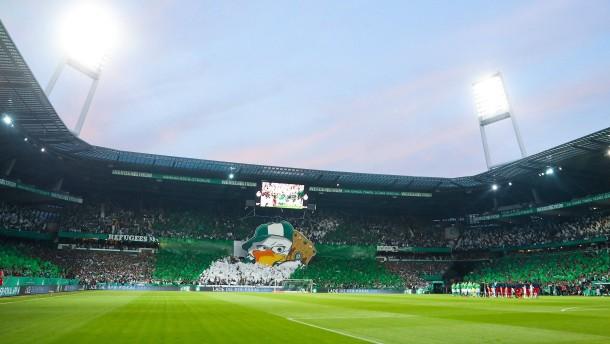 Werder Bremen verkauft Stadionnamen