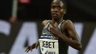 Olympiasiegerin Jebet läuft Hindernis-Weltrekord