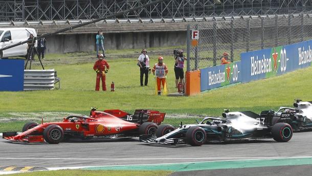 Die neue Härte der Formel 1