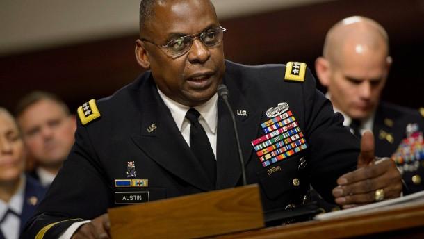 Biden nominiert Afroamerikaner Lloyd Austin als Pentagon-Chef