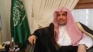 Muhammad al Issa ist Generalsekretär der Muslimischen Weltliga.