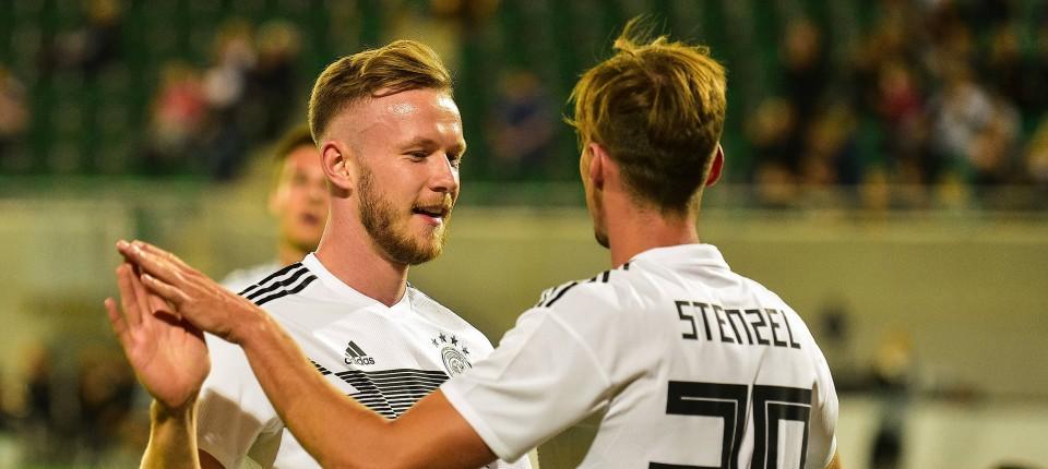 U21 Em Quali Deutschland Gewinnt 6 0 Gegen Irland