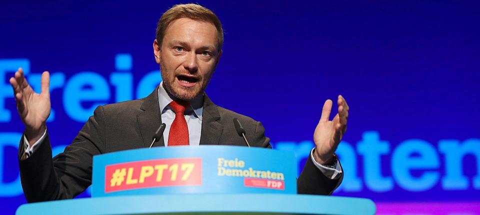 Kommentar zu Christian Lindner und dem Trauma der FDP