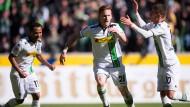 Mönchengladbach will Bayern ein Bein stellen