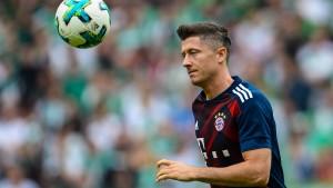 Lewandowski kritisiert Transfers des FC Bayern