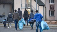 Geld für Asylbewerber - eine Frage der Verantwortung