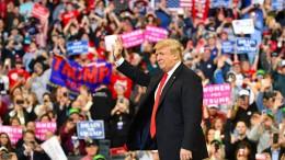 Trump verspricht Bauern Ethanol