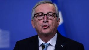 Juncker äußert Zweifel an Rumänien