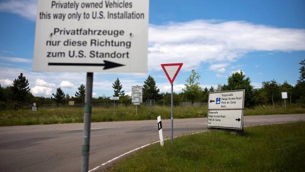 Demokraten wollen per Gesetz Truppenabzug aus Deutschland stoppen