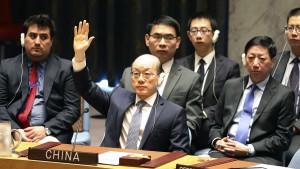 China drängt Nordkorea zum Dialog
