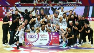 Deutschland qualifiziert sich für Olympia