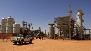 Frankreich verteidigt algerische Befreiungsaktion