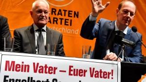 """""""Mehr als Steinmeier täte er schon"""""""