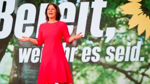Grüne küren Baerbock zur Kanzlerkandidatin