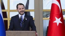 """""""Die Sicherheit Deutschlands beginnt mit der Türkei"""""""