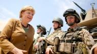 Keine deutschen Soldaten in den Irak