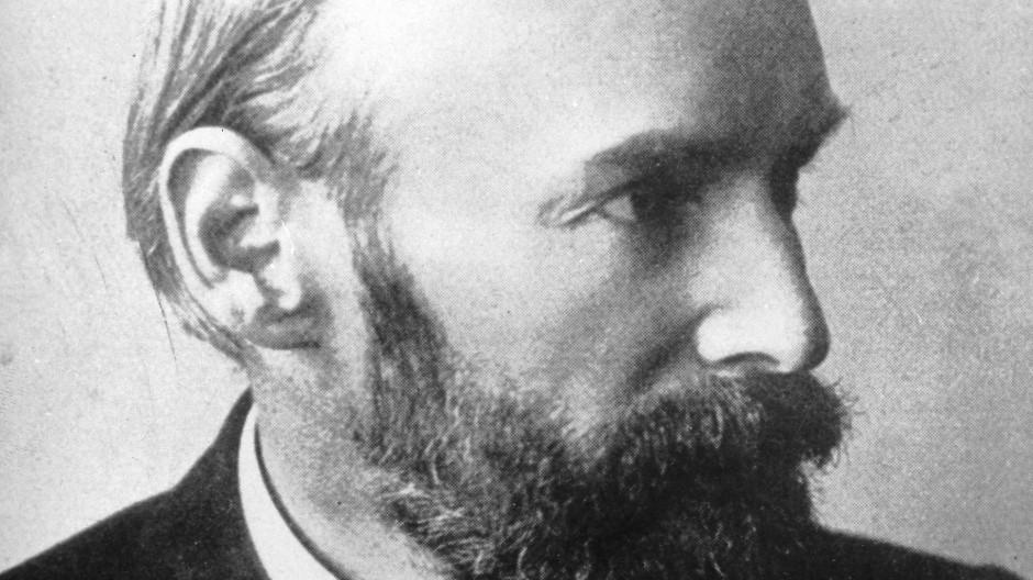 """Thomas Huber liest """"Meeresbrandung"""" von Christian Morgenstern"""