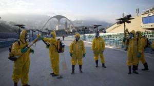 150 Experten fordern Verlegung der Olympiade wegen Zika