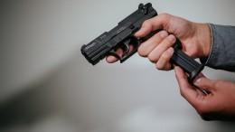 Zahl der Kleinen Waffenscheine steigt weiter