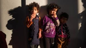 Kinder des Terrors