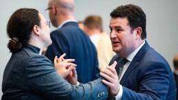 Union verliert, SPD gewinnt hinzu