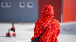 Die unsichtbaren Flüchtlingsfrauen