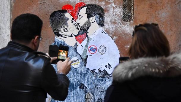 Deutsche Abgeordnete sehen Austausch mit Italiens Geheimdiensten in Gefahr