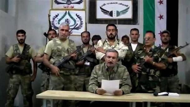 Tausende Kämpfer suchen keinen Kommandeur