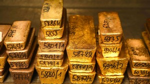 Gold ist ein seltsamer Krisenindikator