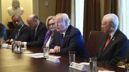 Weg für Trumps Steuerreform frei