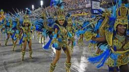 Rio verschiebt Karneval