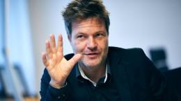 Grünen-Politiker Habeck will Begriff Heimat nicht AfD überlassen