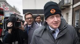 Ein Schloss für Boris Johnson