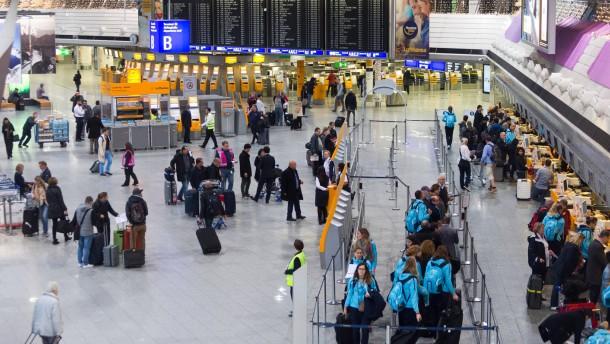 EU-Innenminister wollen Fluggastdaten speichern