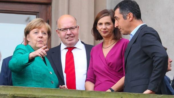 Schwarz-Grün ringt mit Lindners FDP