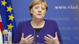 Merkel stellt Ankara neue Hilfen in Aussicht