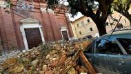 Nachbeben halten Italien weiter in Atem